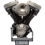 V124 60TH ANNIVERSARY LIMITED EDITION LONG BLOCK ENGINE