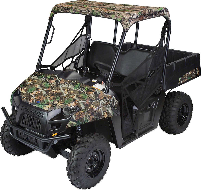 Classic Accessories Vista G1 Camo Roof Cap for 15-17 Mid Size Polaris Ranger 400