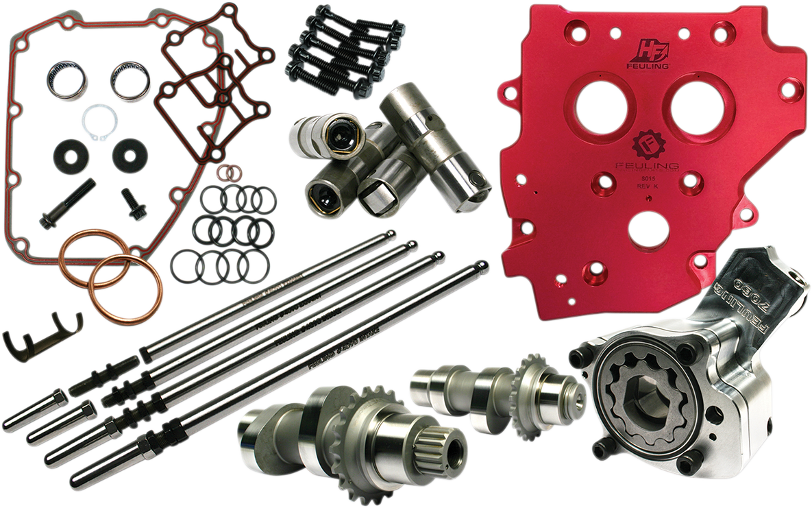 Feuling 525 Engine Camchest Kit for 99-06 Harley Dyna Touring Softail FLSTC FLHX
