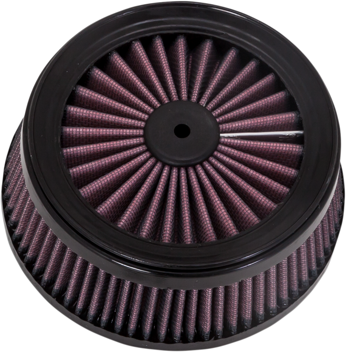 Vance & Hines Red Replacement VO2 Rogue Air Filter Element for Harley Davidson