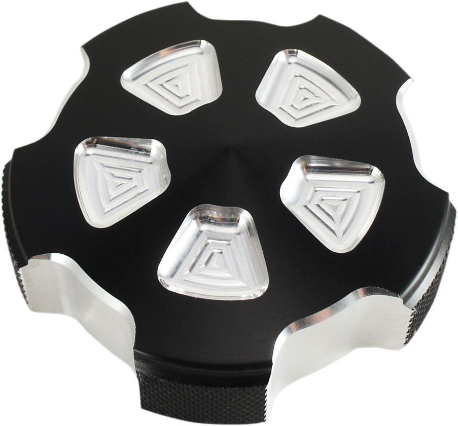 Joker Machine Black Side by Side UTV Gas Fuel Cap for 14-18 Polaris RZR XP 1000