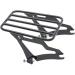 DETACHABLE BLACK LUGGAGE RACK