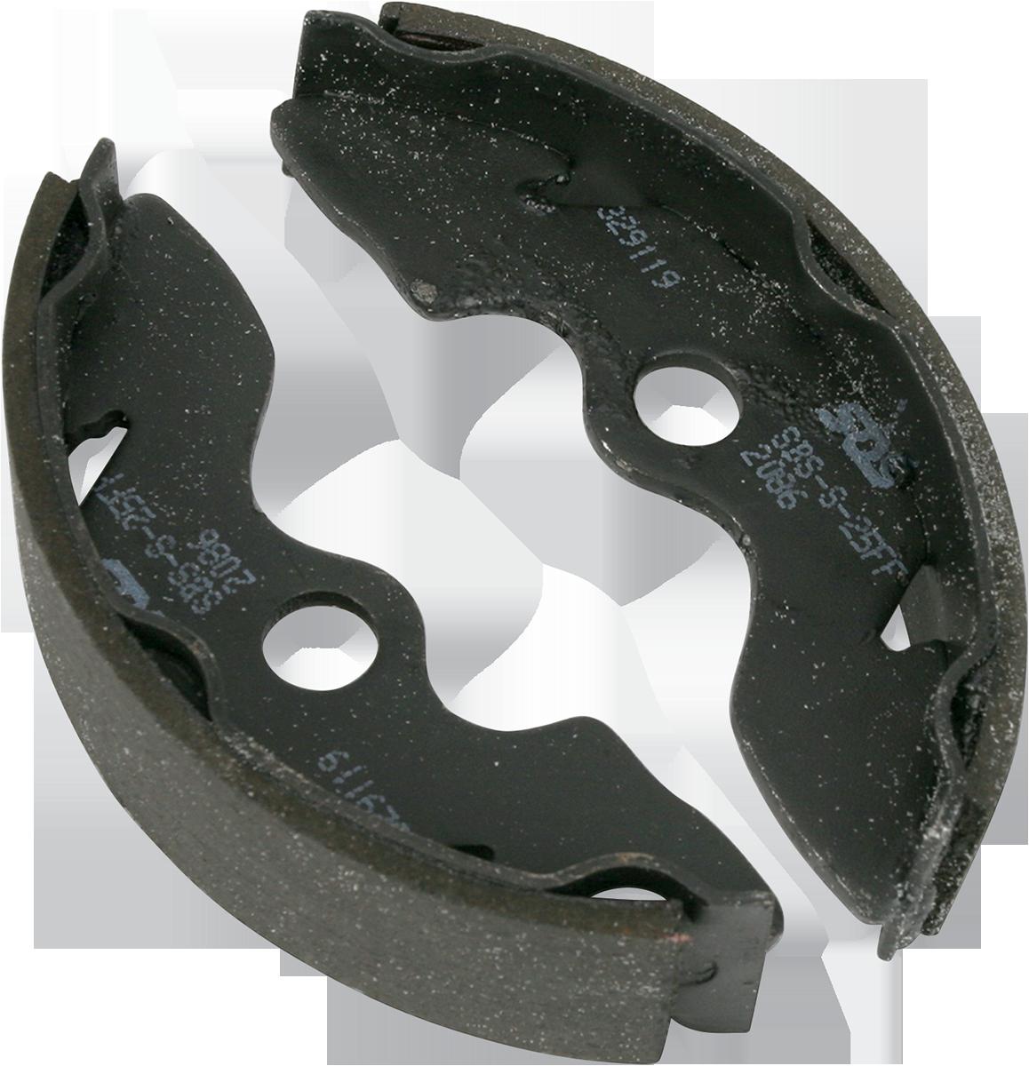 Transparent Blue Hose /& Stainless Banjos Pro Braking PBF8175-TBL-SIL Front Braided Brake Line