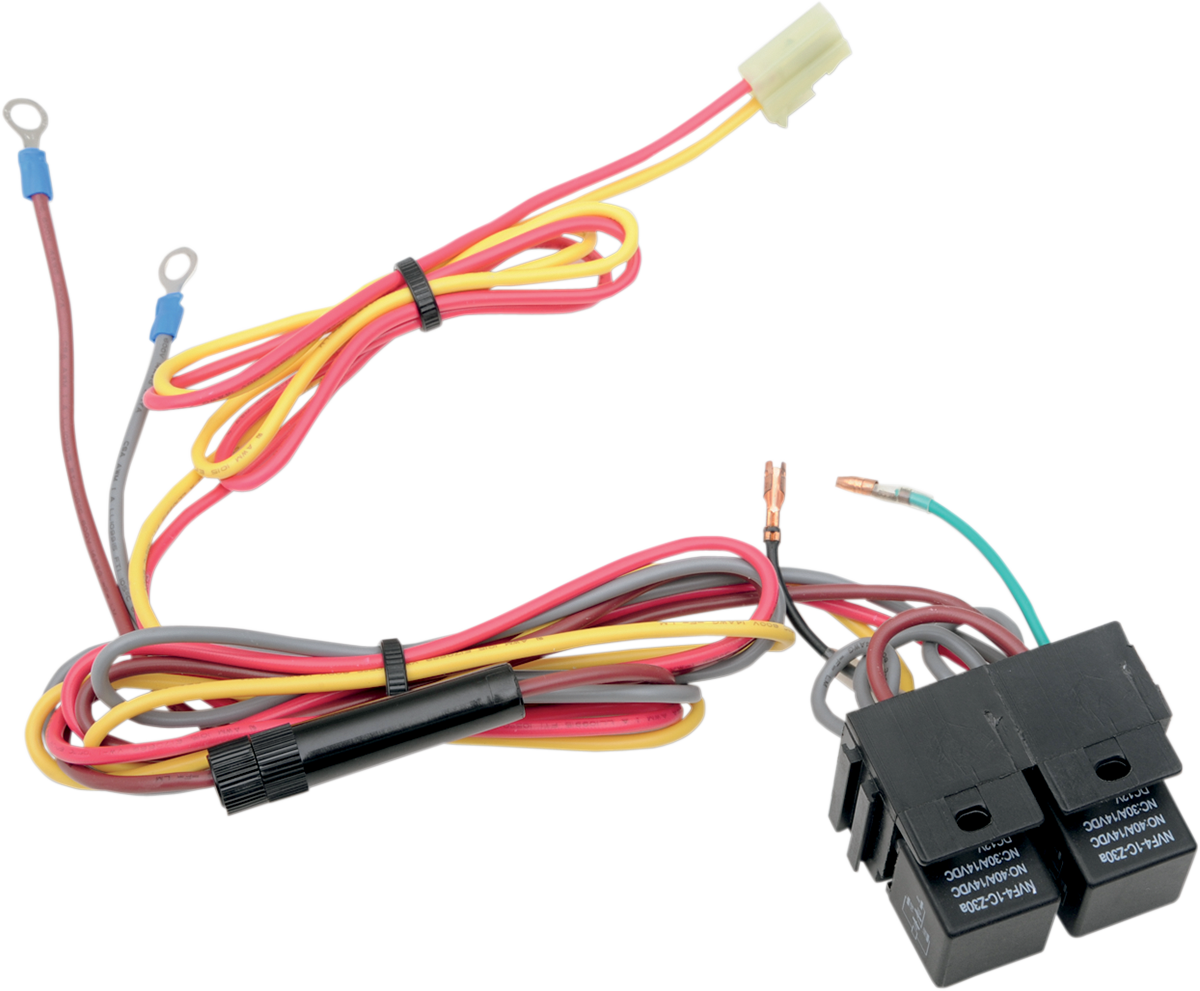 Moose Utility ATV UTV Side by Side Offroad Electric Snow Plow Lift Wiring Relay