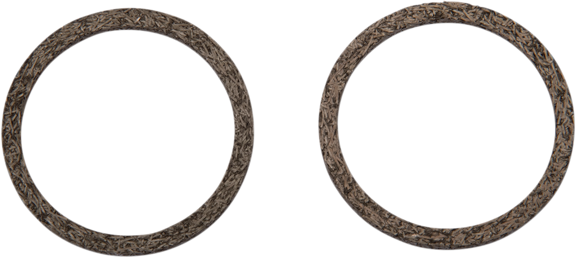 James Gasket Pair Motorcycle Exhaust Gaskets 99-20 Harley Softail Touring FLHX