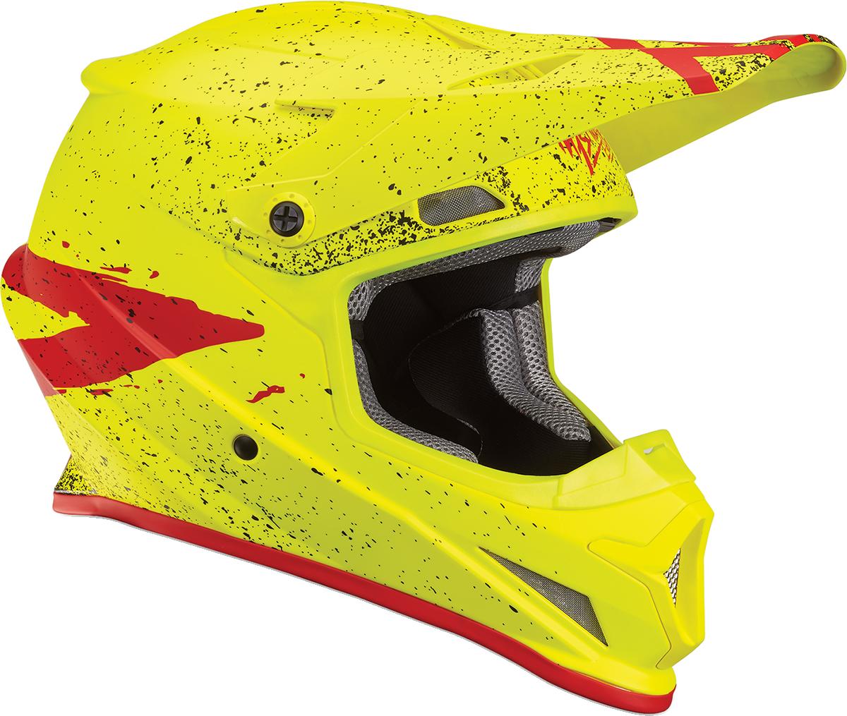 Thor Sector Hype Matte Unisex Off road Riding Dirt Bike Racing Full Face Helmet