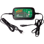 BATTERY TENDER® 4 AMP SELECTABLE CHARGER