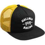 HALLMAN FINISH LINE SNAPBACK HAT