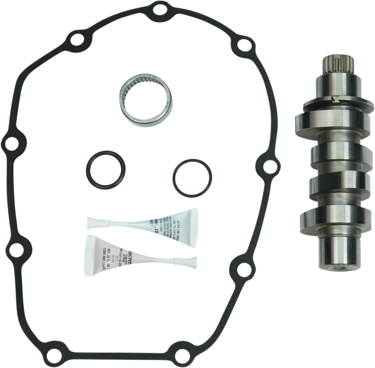 S&S Motorcycle 540 Chain Drive Camshaft Kit 17-20 Harley M8 Touring Softail FLHX