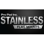 AIR WING® RACK FLAG MOUNTS WITH FLAG