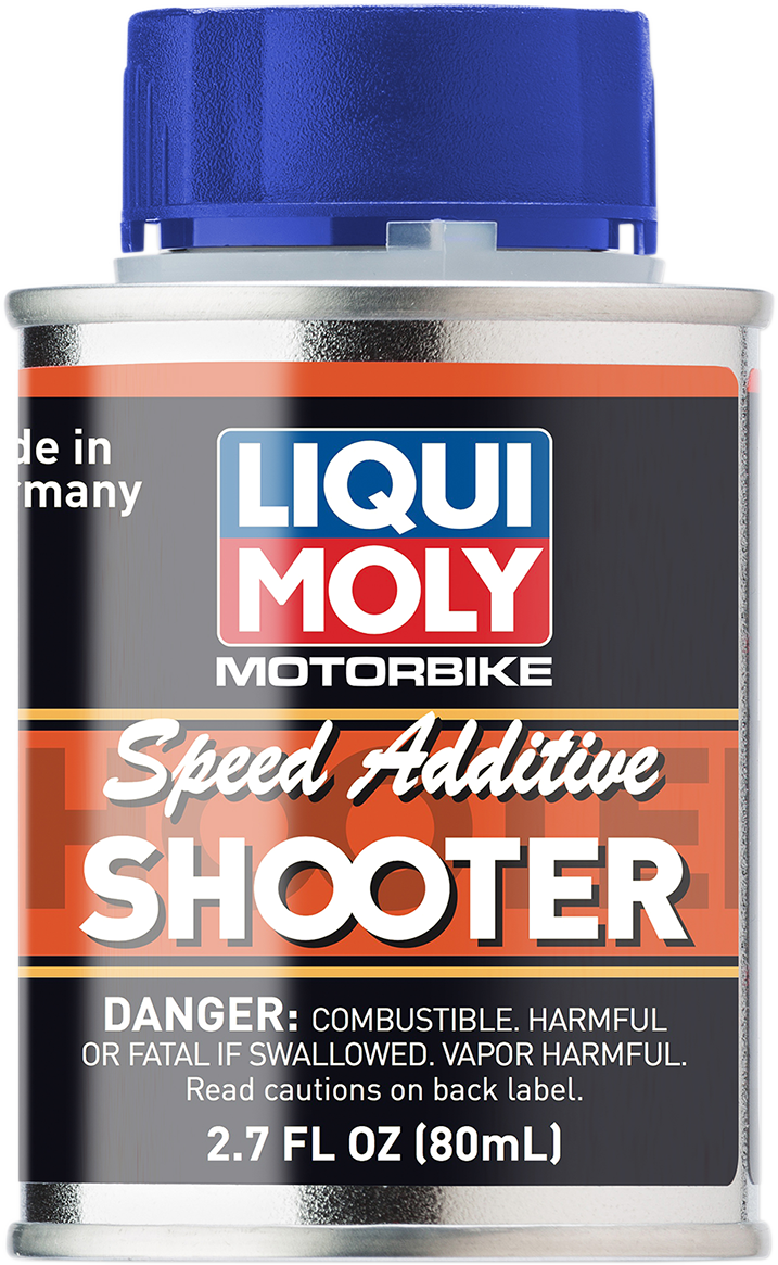 Liqui Moly Speed Shooter Motorcycle Offroad Dual Sport 4&2 Stroke Fuel Additive