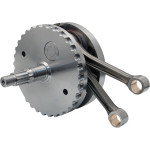 REPLACEMENT FLYWHEEL ASSEMBLIES FOR TWIN CAM MOTORS