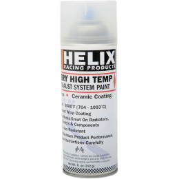 HIGH-TEMPERATURE EXHAUST PAINT