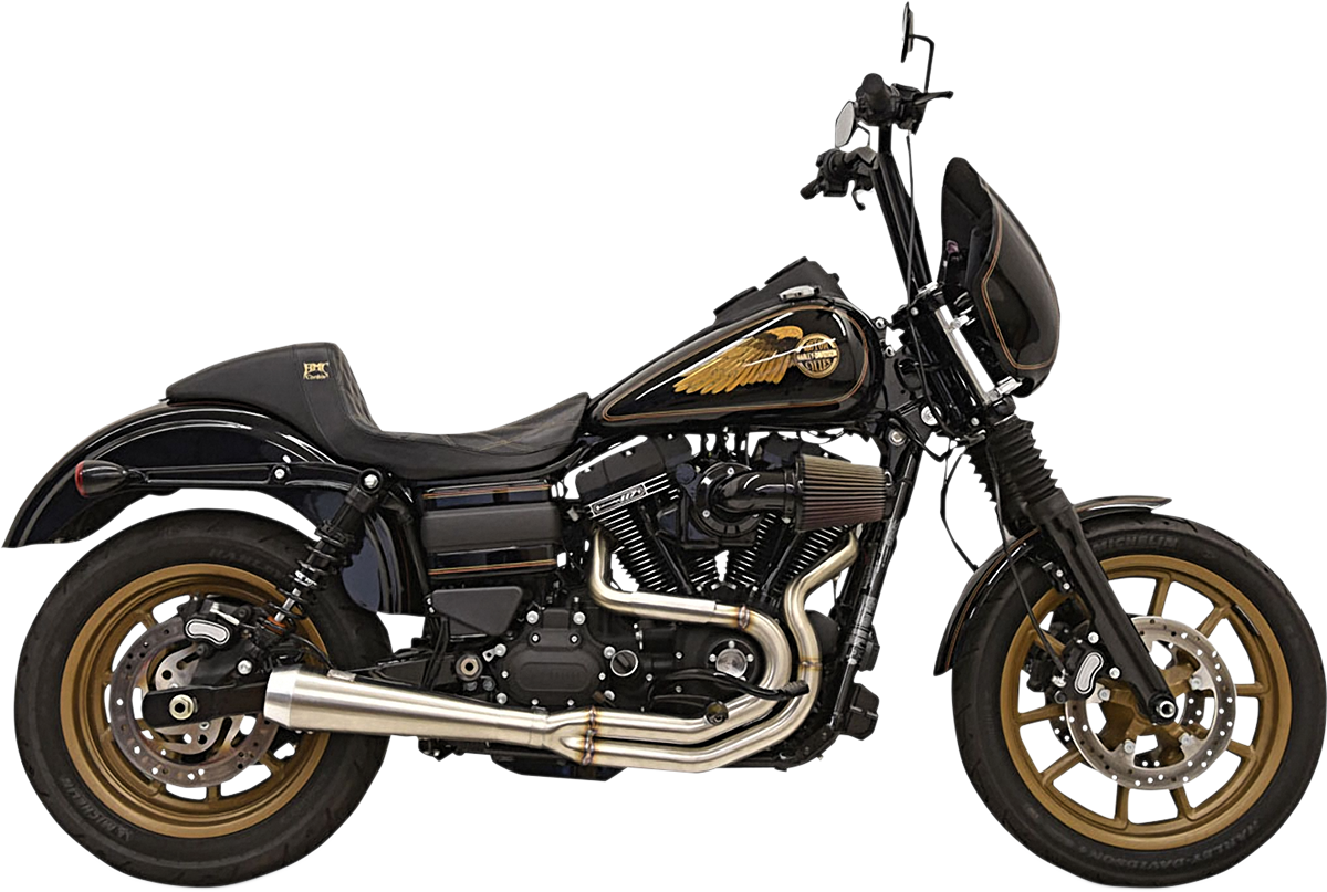 Bassani Xhaust Greg Lutzka Limited Edition Exhaust System For 91-17 Harley Dyna