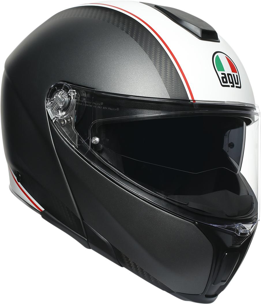 AGV Sport Modular Unisex Adult Fullface Motorcycle Riding Street Racing Helmet