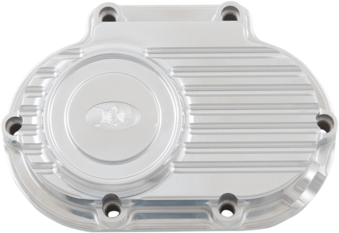 Kens Factory Polished Transmission Side Cover for 06-17 Harley Dyna Touring FXST