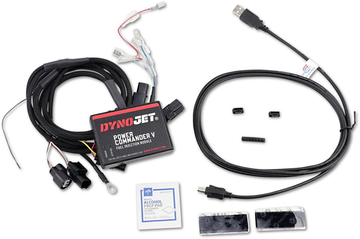 Moose UTV Power Commander V Fuel Injection Module for 19-20 Honda Talon 1000
