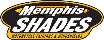 Memphis Shades MEP4220 Clear Replacement Plastic 17 For Memphis Slim