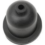 RUBBER SOLENOID PLUNGER BOOT