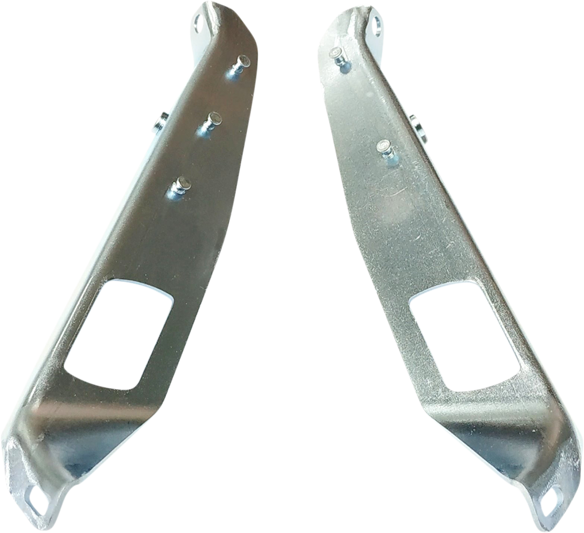 Drag Specialties Heavy Duty Batwing Fairing Inner Support Brackets for Harley