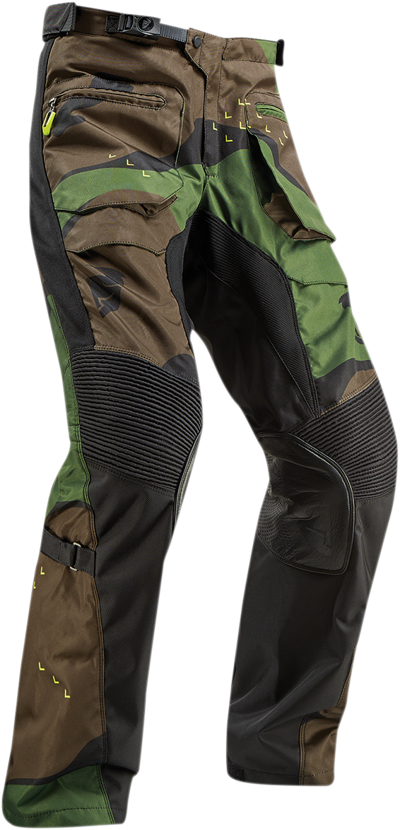 Thor Mens Nylon Polyester Terrain Offroad Riding Dirt Bike Racing Pants