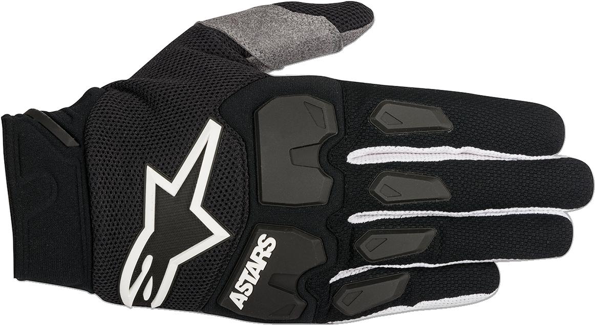 Mens Alpinestars Textile Racefend Off road Racing Dirt Bike Riding Gloves