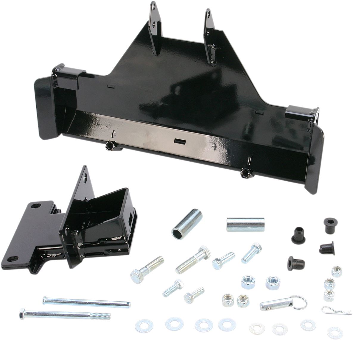 Moose RM4 UTV Snow Plow Mount Plate Kit for 09-16 Kawasaki Kaf 620 Mule 4010 4x4