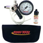 FUEL PRESSURE CHECK GAUGE