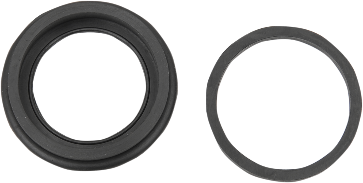 Cycle Pro Rubber Front Brake Caliper Seal Kit 77-84 Harley Dyna Sportster FXE