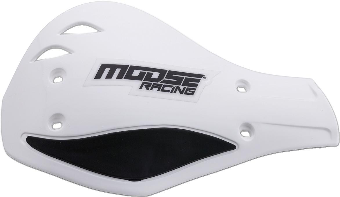 Moose Racing Plastic Aluminum Handlebar ATV Hand Guards For Honda Yamaha Suzuki
