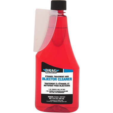 ETHANOL TREATMENT AND FUEL INJECTOR CLEANER