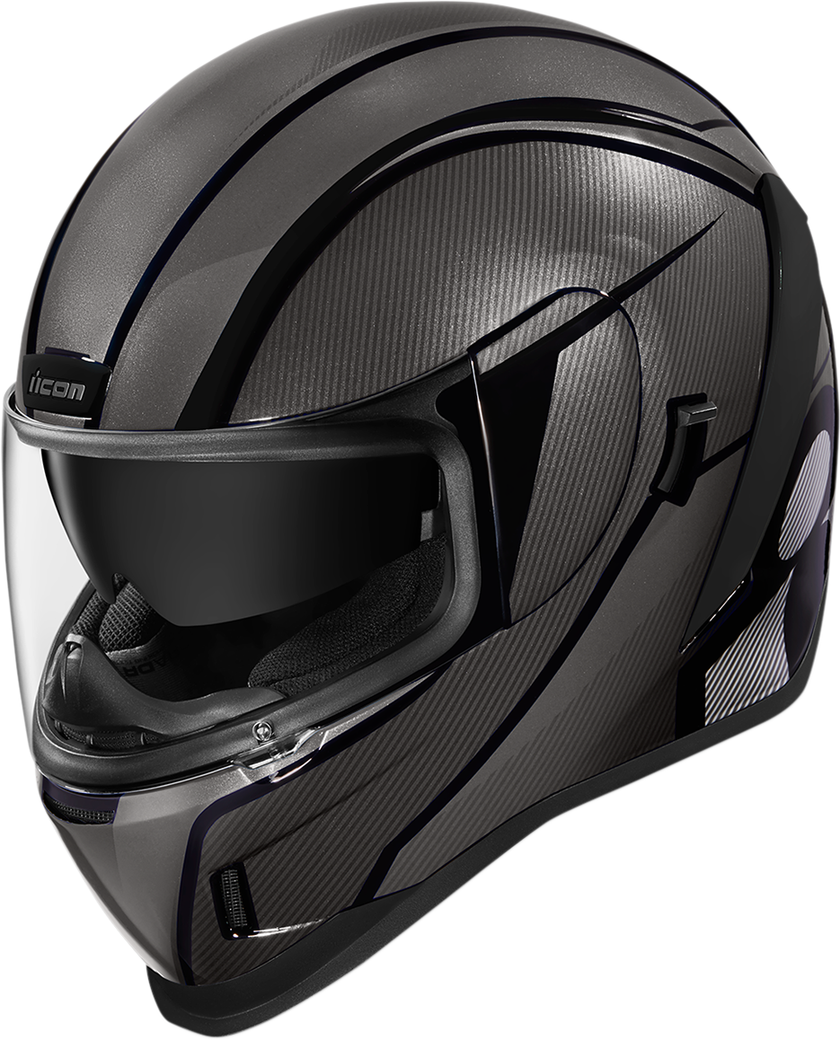 Icon Unisex Airform Conflux Fullface Motorcycle Riding Street Racing Helmet