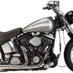 FAT BOB-STYLE GAS TANKS