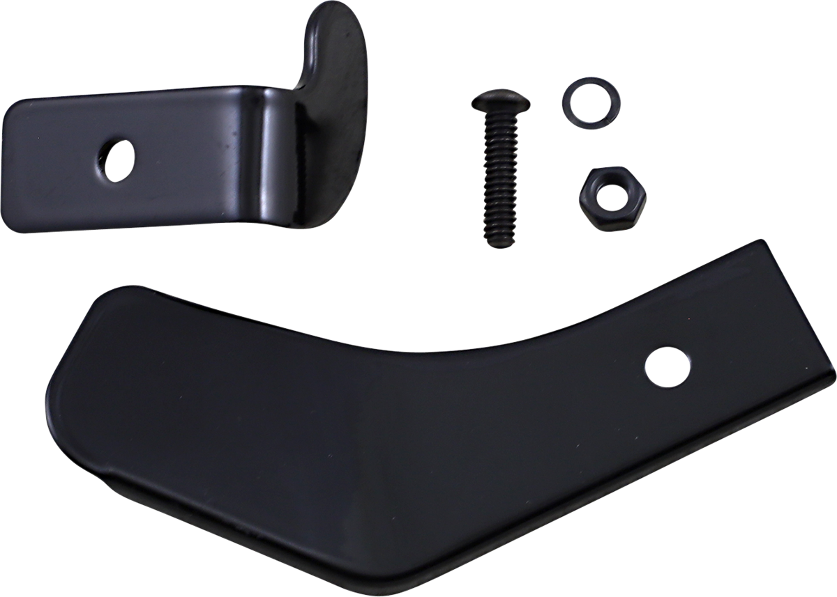 Drag Specialties Black Kickstand Extension Kit 04-20 Harley Sportster XLC XLL