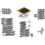 12-POINT AND OEM-STYLE POLISHED STAINLESS ENGINE KITS