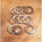 FLYWHEEL THRUST WASHER SET