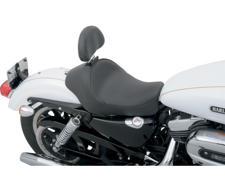 SOLO SEAT WITH EZ GLIDE II BACKREST OPTION-