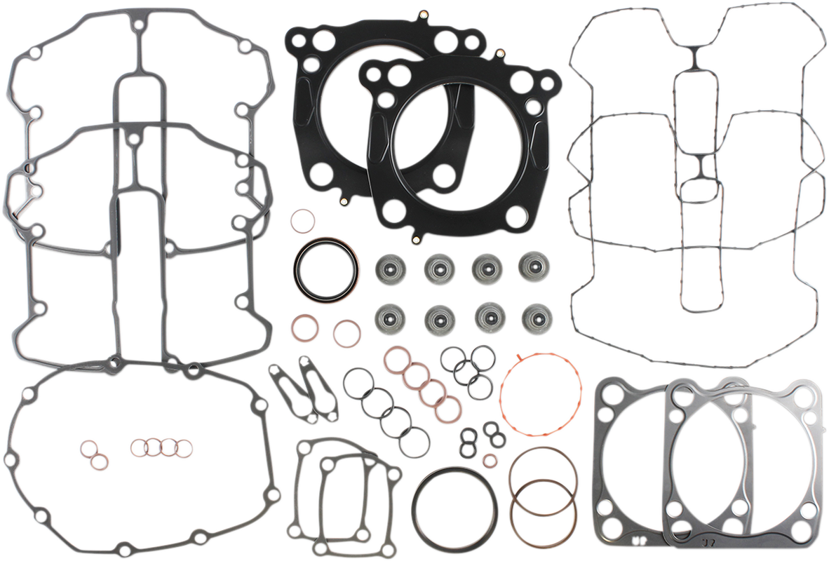 "Cometic 3.937"" Bore .040"" Motor Gasket Kit for 17-19 Harley M8 Touring FLHX FLHR"