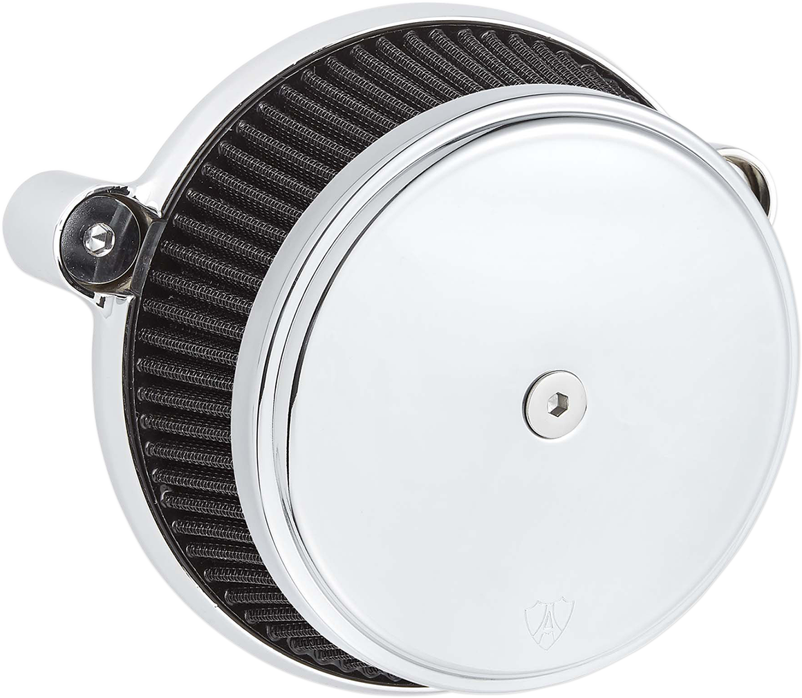 Arlen Ness Chrome Stage 1 M8 Big Sucker Air Cleaner Kit for 17-18 Harley Touring