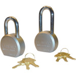 MAXIMUM SECURITY PADLOCKS