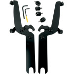 NO-TOOL TRIGGER-LOCK MOUNT KITS FOR MEMPHIS SHADES FATS/SLIM AND SPORTSHIELDS
