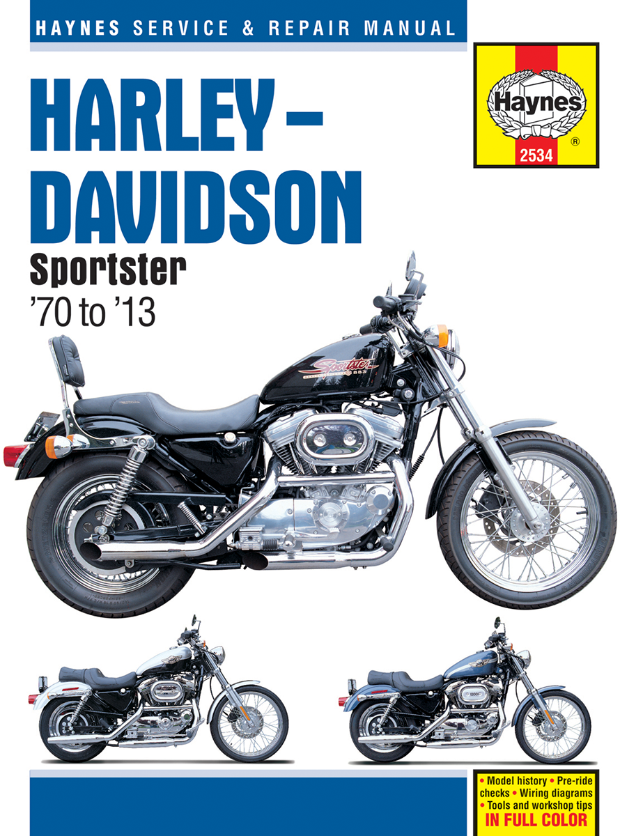 WRG-0325] 2005 Harley Davidson Sportster 883 Wiring Diagram on