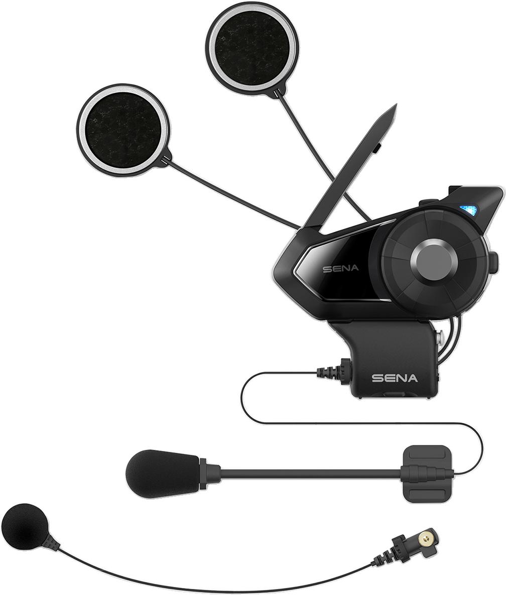 Sena 30K Mesh Universal Helmet Motorcycle Communication Bluetooth Intercom
