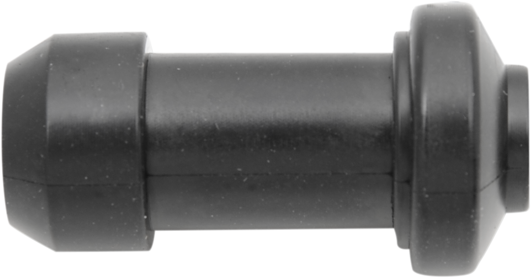 Drag Specialties Black Caliper Bushing Boot for 04-19 Harley Davidson Sportster