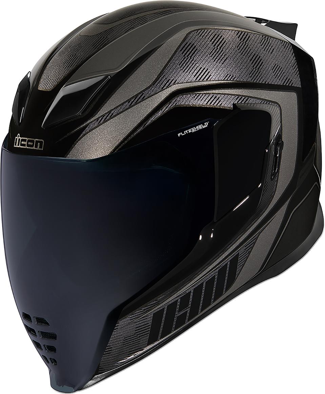Icon Airflite Raceflite Unisex Motorcycle Riding Street Racing Fullface Helmet
