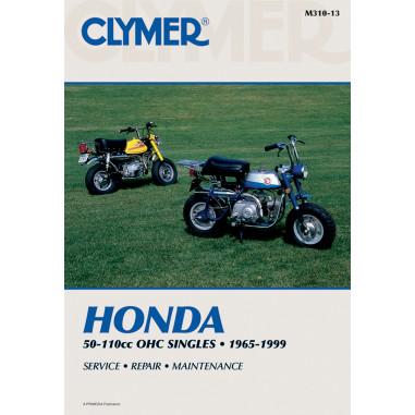 CLYMER HON 50-110 OHC SNG