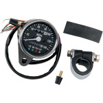 "2.4"" MINI MECHANICAL SPEEDOMETERS WITH LED INDICATORS"