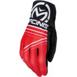 MX2 GLOVES RED/BLACK