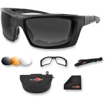 TRIDENT POLARIZED CONVERTIBLE SUNGLASSES