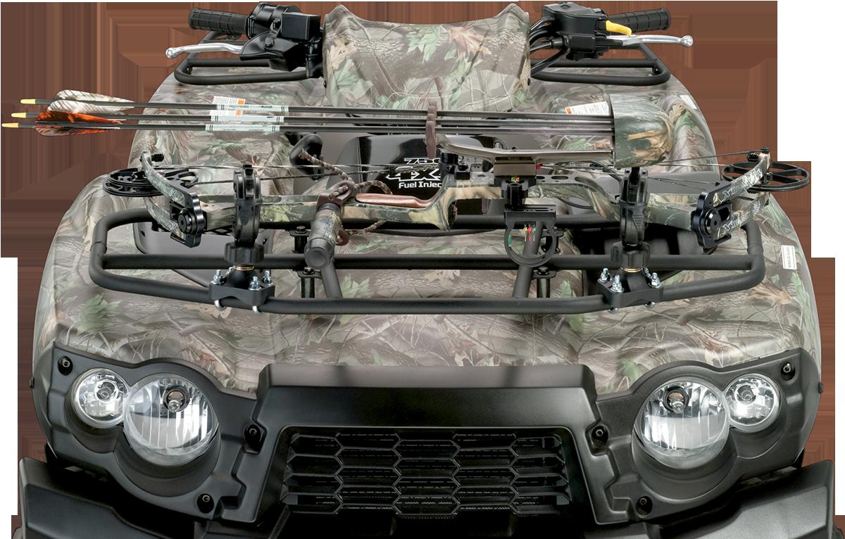 Moose Utility Division Black Textile Premium Universal ATV Hunting Bow Carrier
